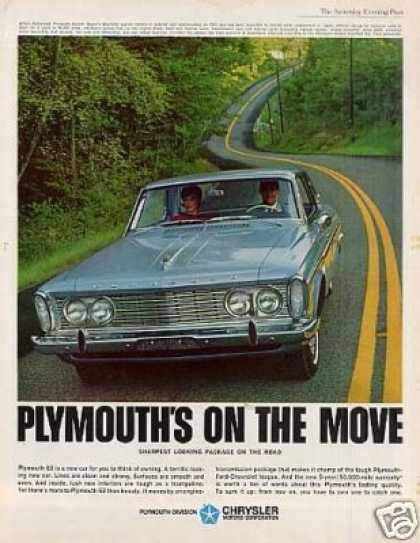 Plymouth Car (1963)