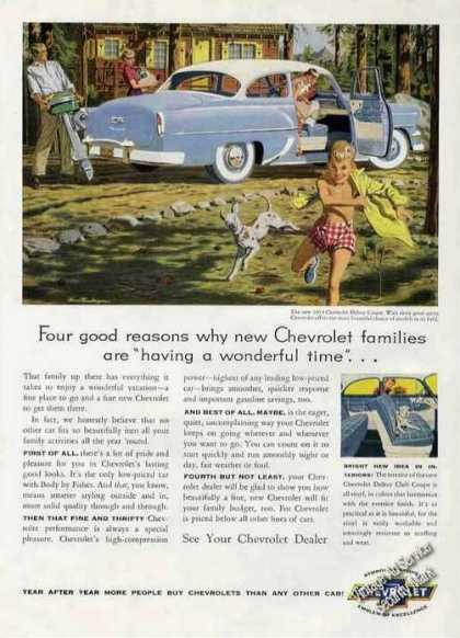 Chevrolet Delray Coupe Art Car (1954)