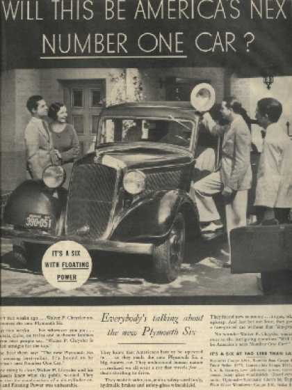 Chrysler's Plymouth (1932)