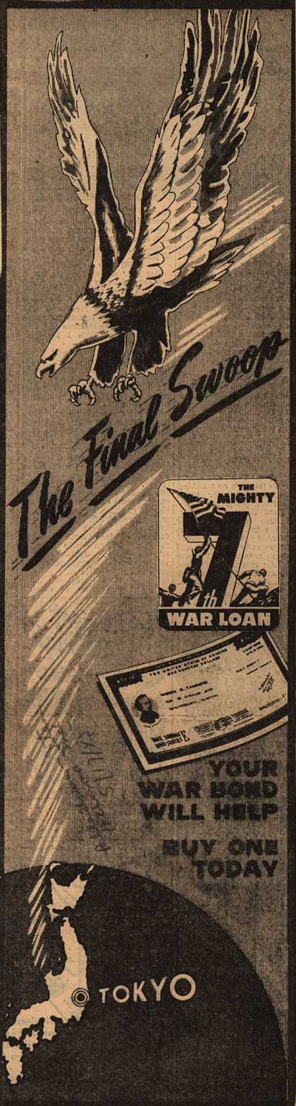U. S. Government&#8217;s 7th War Loan &#8211; The Final Swoop (1945)