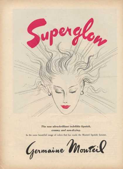 Germaine Monteil Superglow Lipstick (1952)