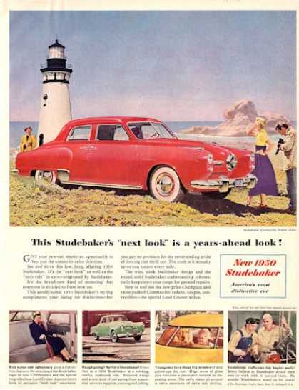 Studebaker Commander Lighthouse (1950)