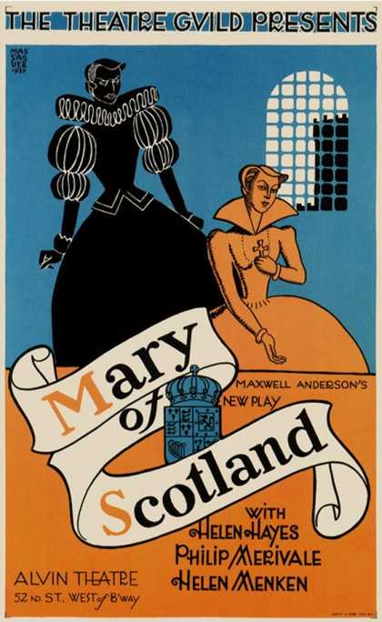 Massaguer, Mary of Scotland (1933)