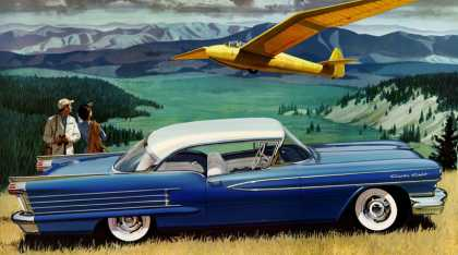 Oldsmobile Dynamic 88 Holiday Coupe (1958)