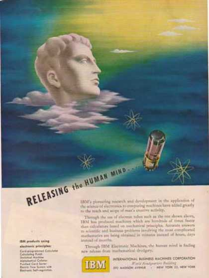 IBM Color – Releasing the Human Mind (1949)