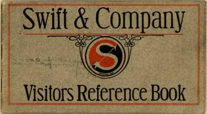 Swift & Co.'s meats and soaps – Visitors Reference Book (1903)