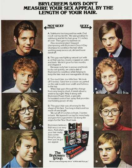 The Brylcreem Group