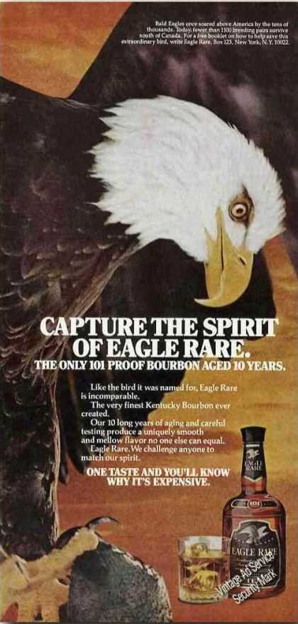 Capture the Spirit of Eagle Rare (1979)