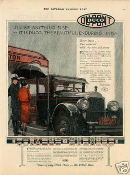 Dupont Duco Color (1926)