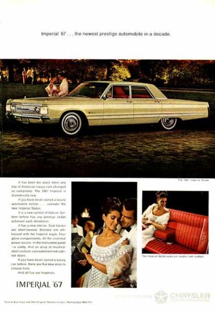 Chrysler Imperial Sedan (1967)