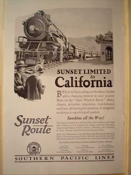 Southern California Electric >> Vintage Transportation Ads of the 1920s (Page 6)