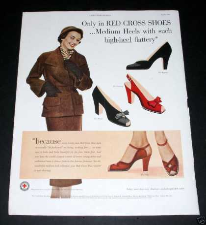 Red Cross Shoes, Flattery (1950)
