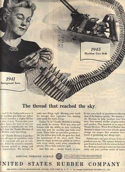 United States Rubber Company's Thread (1945)