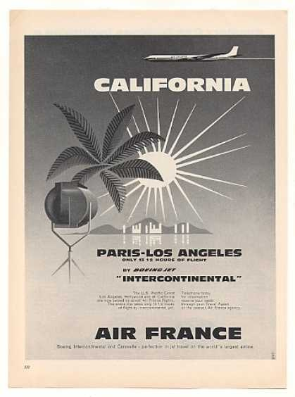Air France Airlines Intercontinenta (1960)