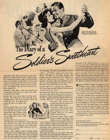 Richard Hudnut's DuBarry Success Course – The Diary of a Soldier's Sweetheart (1944)