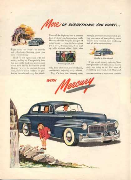 Mercury 2 Door (1947)