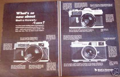 Bell & Howell / Canon 2 Page Camera (1962)