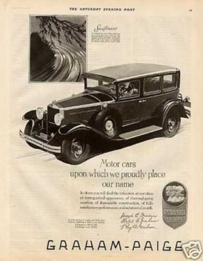 Graham-paige Car (1928)