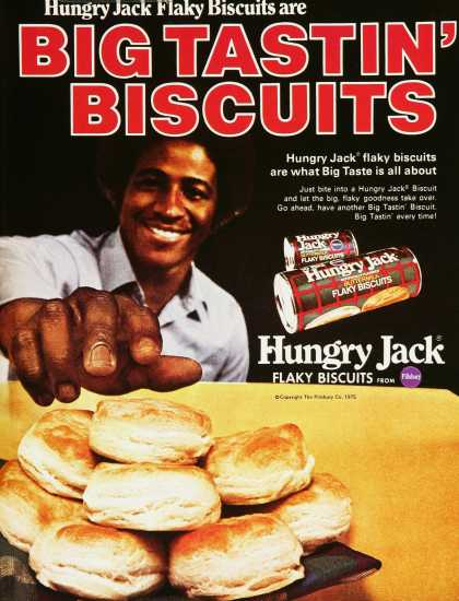 Hungry Jack Flaky Biscuits