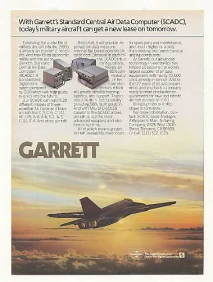 '83 Garrett SCADC Standard Central Air Data Computer (1983)