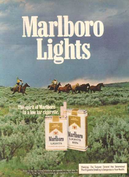 Philip Morri&#8217;s Marlboro (1979)