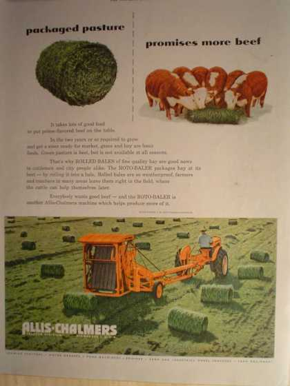 Allis Chalmers Farm theme (1952)