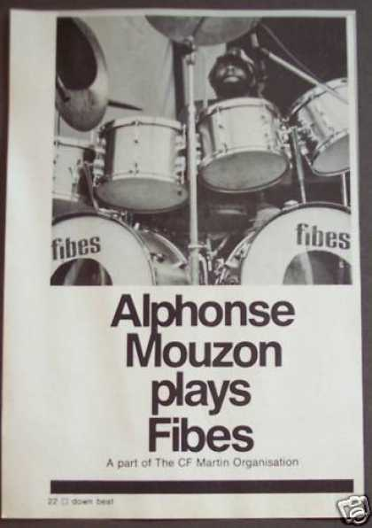 Fibes Drums Alphonse Mouzon Music (1975)