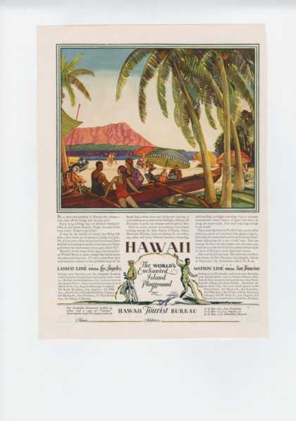 Hawaii, USA (1928)