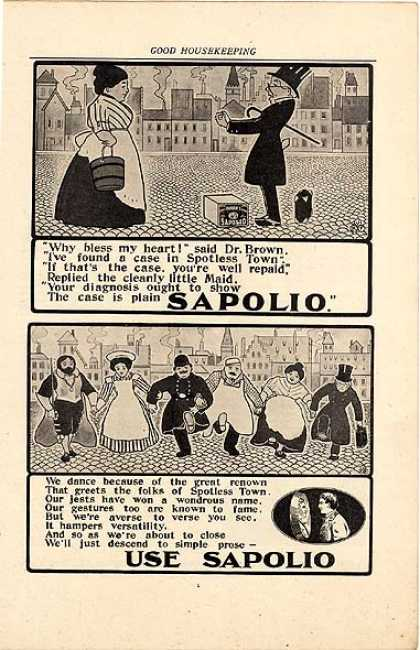 Sapolio&#8217;s Soap (1901)