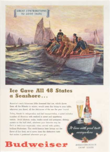 """Ice gave all 48 States a Seashore"" (1948)"