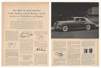 Rolls-Royce Silver Cloud II Photo (1960)