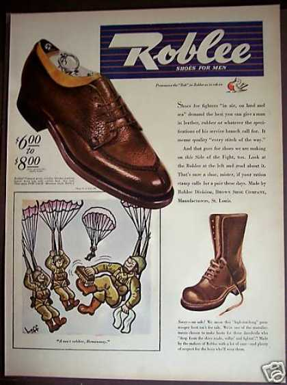 Original Roblee Shoes for Men (1944)