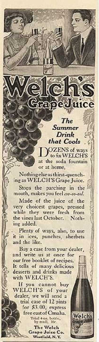 Welch's Grape Juice (1911)