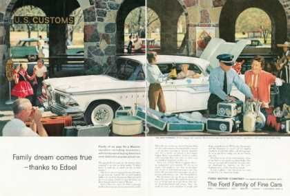 Ford Edsel Cosair (1959)