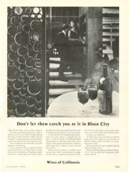 Wines of California (1965)