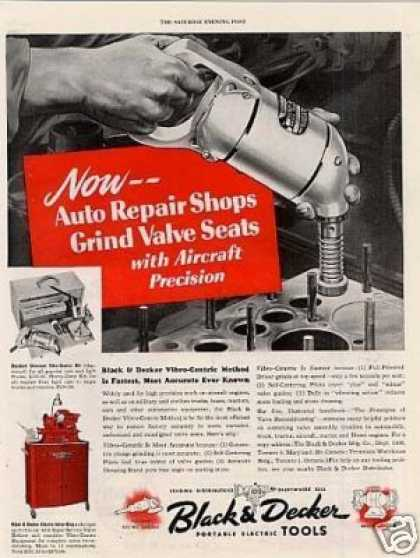 Black & Decker Tools (1945)