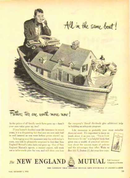 New England Life – All in the Same Boat (1952)