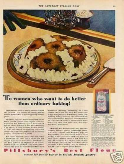 Pillsbury's Best Flour (1929)