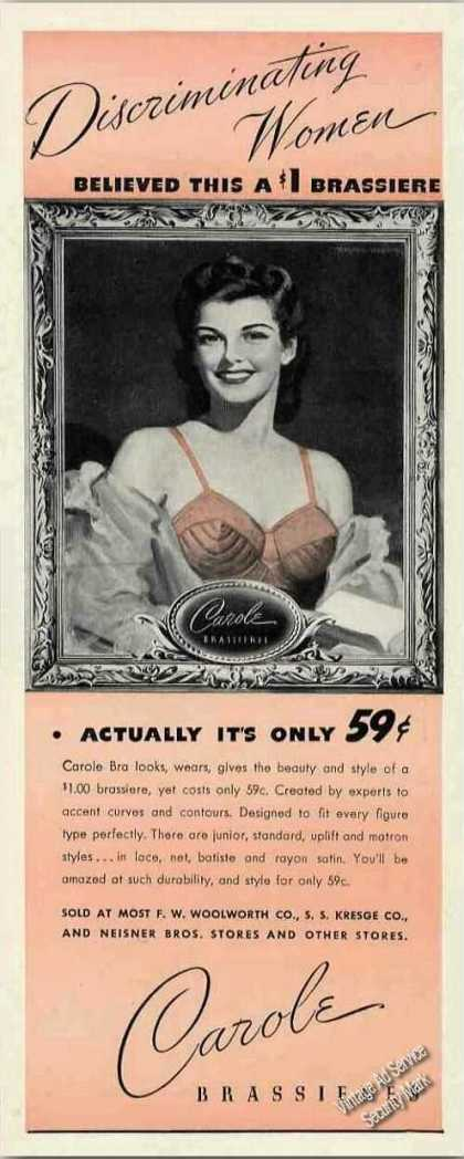 Vintage Clothes Fashion Ads Of The 1940s Page 50