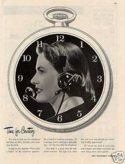 Bell Telephone System (1952)