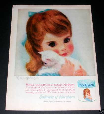 Northern Mist Aqua Tissue, Exc (1961)