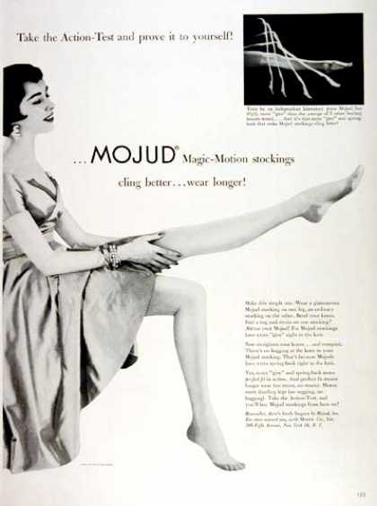 Mojud Stockings (1953)