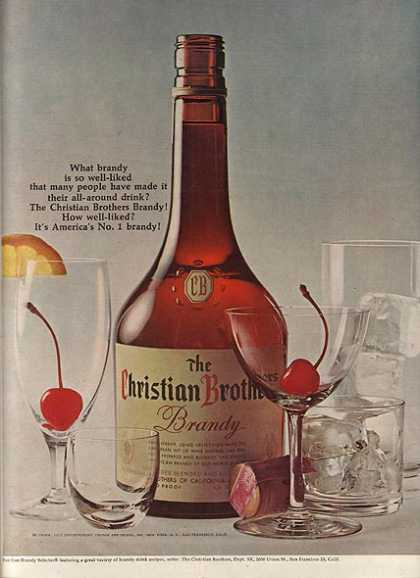 Christian Brother's Brandy (1964)