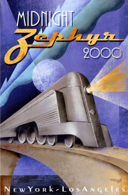 Midnight Zephyr (2000)