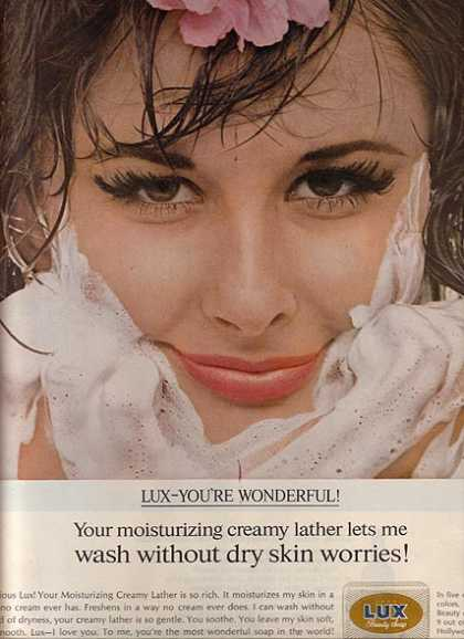 Lux's Beauty Soap (1962)