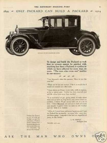 Packard Six Coupe (1924)