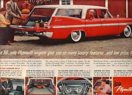 Chrysler's Plymouth (1958)