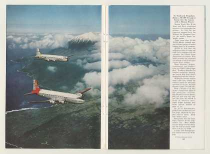 MATS Military Air Transport 35-Page Photo Article (1957)