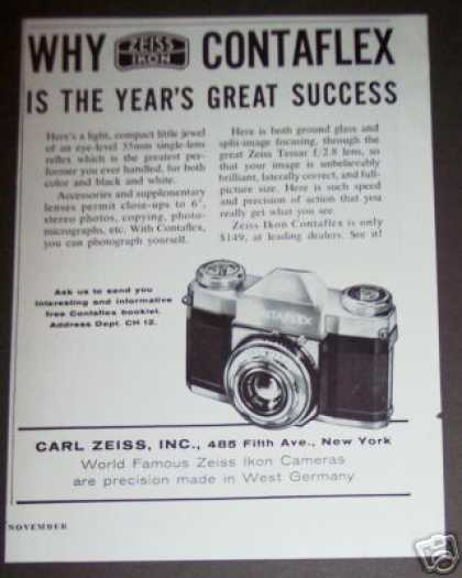 Vintage Photography/ Camera Ads of the 1950s (Page 14)