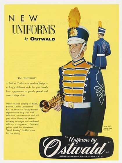 Ostwald Emperor Band Uniform (1958)